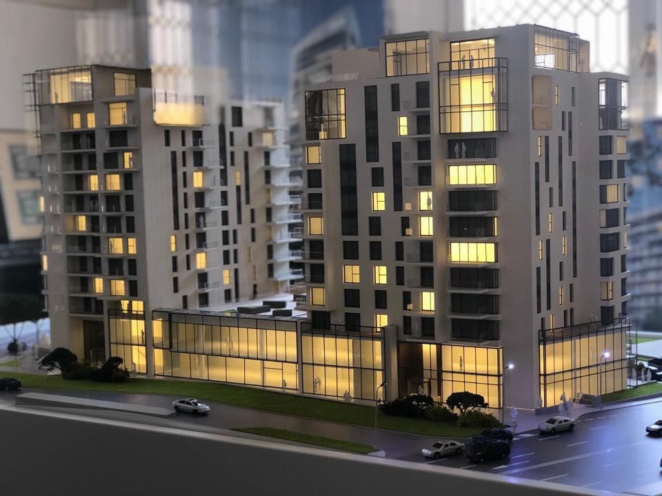 Apartament 2 camere in ONE Herastrau Towers II Green Homes