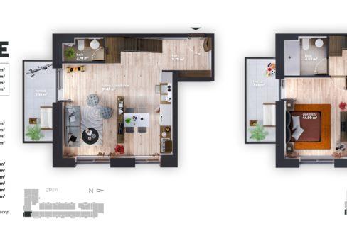 Cordia_TIP D3 - ETAJ 11-12