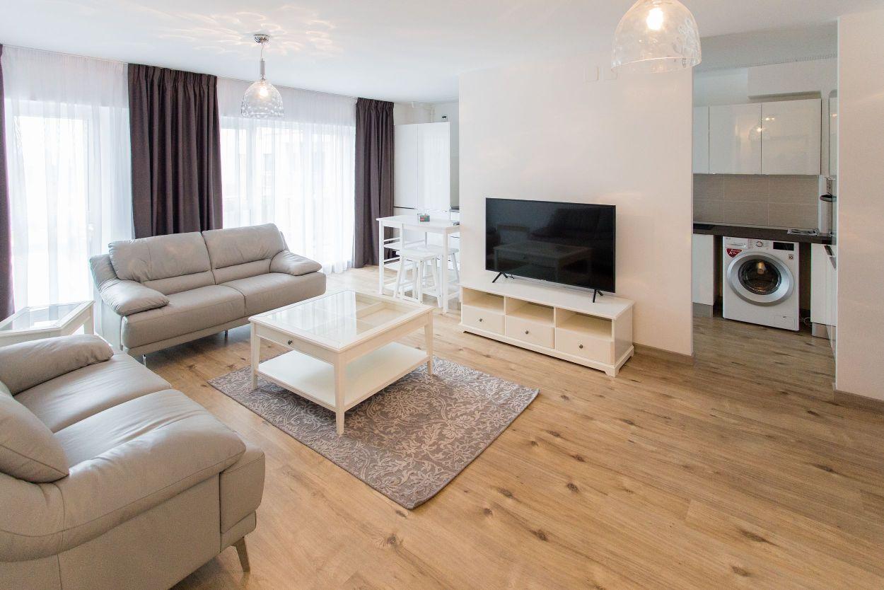 Apartament impecabil – parcare inclusa – Belvedere Residence