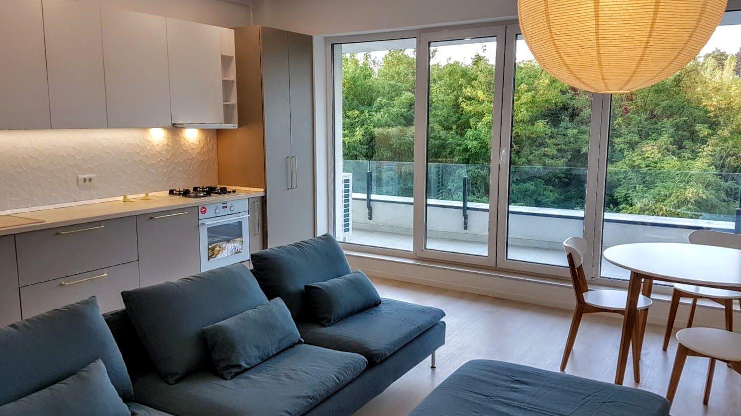 Apartament spatios – la prima inchiriere – Laguna Residence