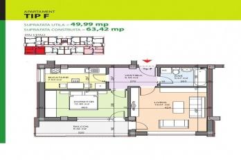 Drumul Gura Putnei 143-147, Bucharest, 1 Bedroom Bedrooms, 2 Rooms Rooms,1 BathroomBathrooms,Apartament,De vanzare,Drumul Gura Putnei 143-147, Bucharest,1105