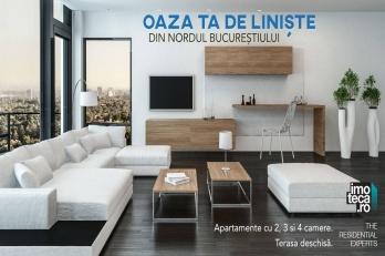 Nord, Sector 1, 2 Bedrooms Bedrooms, 3 Rooms Rooms,2 BathroomsBathrooms,Apartament,De vanzare,Nord, Sector 1,1138