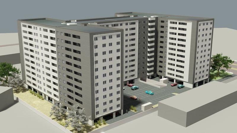 Sector 4, Bucuresti, 1 Bedroom Bedrooms, 2 Rooms Rooms,1 BathroomBathrooms,Apartament,De vanzare,Sector 4, Bucuresti,1180