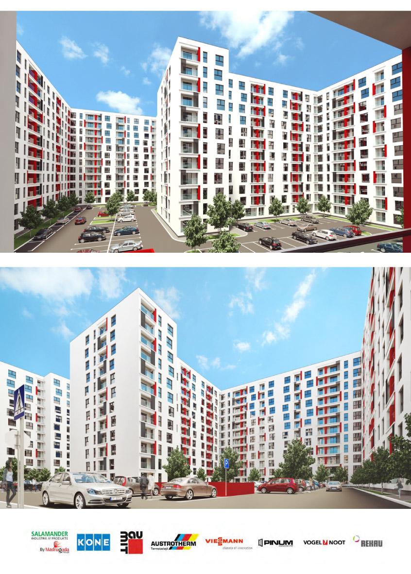 Sector 6, Bucuresti, 1 Bedroom Bedrooms, 2 Rooms Rooms,1 BathroomBathrooms,Apartament,De vanzare,Sector 6, Bucuresti,1045